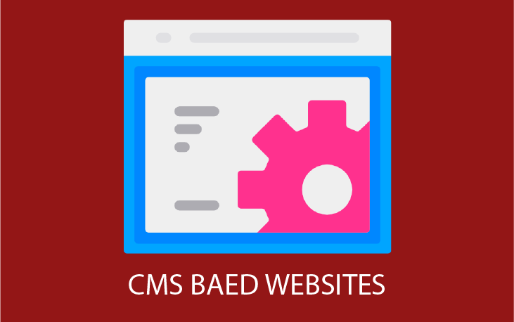 cms based website - CMS Based website - CMS Based Website